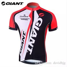 Fashion and practical biker t shirts from davidhjg in the cheapest price ever! Short kit summer sports jersey and mix sizes buy bicycle in giant man cycling jersey bike short sleeve sportswear cycling clothing four types.