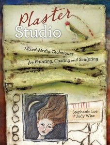 Today's (Wed Mar 21st) FREE PDF DOWNLOAD comes from the book, Plaster Studio, by Stephanie Lee and Jusy Wise, where you will learn how to paint on a cracked, but smooth surface to get major effect without a lot of effort with the FREE—Paint on Cracked Burlap technique!