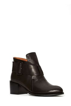 Jeffrey Campbell Branson Boot - Ankle | Jeffrey Campbell | Fall Of The Wild | Flats | Flats