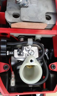 Carburator Walbro motoferastrau Maruyama MCV3501S. Oregon, Vehicles, Car, Vehicle, Tools
