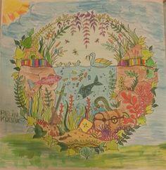 7 En Iyi Gizemli Orman Bahce Kitabi Boyama Goruntusu Ormanlar