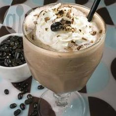 Capuchino helado @ allrecipes.com.mx