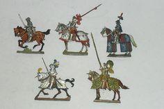 Medeltida riddare 1450/1550