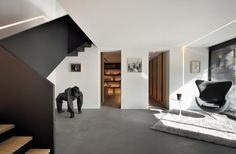 A 1960s Home Renovation In Belgium: 134 House Blücher by K2A
