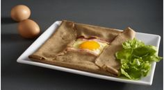La complète oeuf jambon fromage