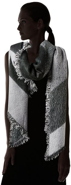 fdbef489f Scarves & Wraps, Cold Weather Scarves & Wraps, Women's Biased Color  Block