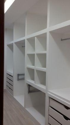 closet tablaroca  deco in 2019  Muebles con durlock Closet de tablaroca Decoracion recamara