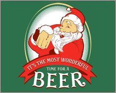 christmas beer - Google Search
