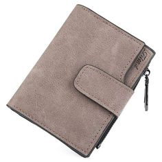 Guapabien Solid Small Purse Floral Carteras Matte PU Leather Women Clutch Wallet Mujer Femininas short mini wallet bifold purse