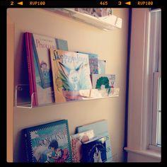 lucite shelves need it want it love it