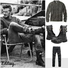 100% Style. 100% Beckham.