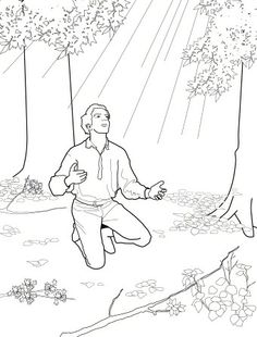 lots of LDS coloring pages