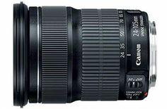 Prezzi e Sconti: #Canon ef 24-105mm 1:3.5-5.6 is stm 9521b005  ad Euro 504.35 in #Canon #Hi tech ed elettrodomestici
