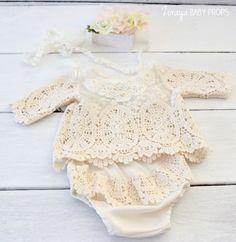Lace Dress , Newborn Dress, Baby Props, Baby Photography, Newborn Photography…