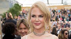 Nicole Kidman: son étrange comportement aux Golden Globes a surpris tout le monde
