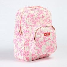 Jouy Pink Fluo Backpack