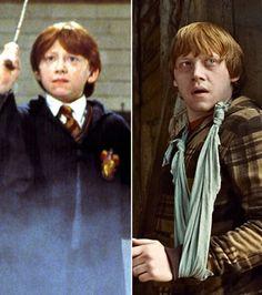 Tom Felton as Draco Malfoy | Harry Potter Stars: Then & Now