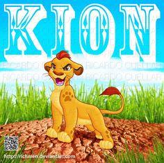 Kion The Lion Guard The Lion King by Richmen on DeviantArt Lion King Simba's Pride, Lion King 1, Lion King Fan Art, Lion King Movie, Disney Lion King, Disney Pixar Movies, Disney And Dreamworks, Disney Characters, Lion Pictures