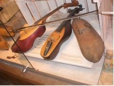 WOODEN SHOE VIOLINS