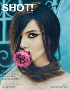 SHOT! Magazine - August | September 2014  Photographic Chronicles - Eduardo Mazzeo (Uruguay), William Farges (France), Larry Woodmann (Italy) | Author Of The Month - Jovana Rikalo (Serbia)