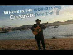 Where in the world is Chabad dancing?