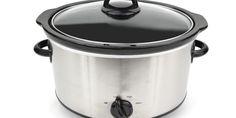 Crockpot, Skinny Tomato Beef Macaroni Stew