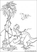 The Land Before Time coloring pages on Coloring-Book.info