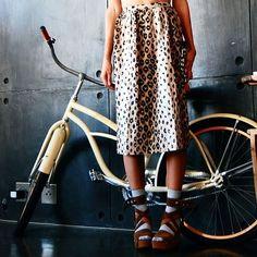MAKE IT IN A PERSONAL WAY #emmetrend #fashionblogger #animalier #longuette #socks #sandals #heels #fashion #shoot #streetchic #streetstyle #streetfashion #fashion #trend