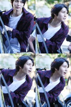 FY! VIXX *I love his long hair so muchhhhh