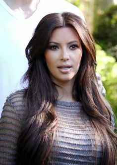 Top 10 Kim Kardashian Inspired Hairstyles with Video Tutorial ~ Cute Girl Hairstyles