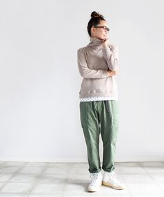 Cropped Pants, Wide Leg Pants, Simple Style, Style Me, Engineered Garments, Everyday Fashion, Winter Outfits, Normcore, Street Style