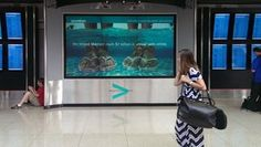 Interesting Facts Of Digital Signage, You Must Try Instead Of Going With Outdated Paper Displays - Planet Signage Smoking Is Bad, Anti Smoking, Transport Hub, Digital Signage Solutions, The New Normal, Hospitality, Fun Facts, Transportation, Train Stations