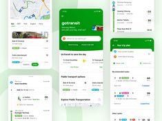 GoTransit - Gojek by Gojek Design on Dribbble