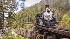 """""""I'm a pilot, but for some reason I'm craving a big, fat train trip.  (Maybe I've seen North By Northwest a few too many times.)  So if you see me on the Empire Builder, call me Mr. Kaplan."""" - Alton Brown"""