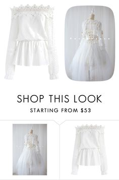 """Untitled #229"" by chaotic-leppy-tracy on Polyvore featuring Chicwish"