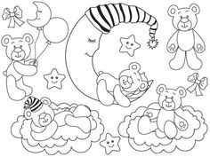 70% de descuento venta bebé oso Clipart Vector Digital niño