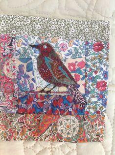 Liberty bird, by Debbie Irving
