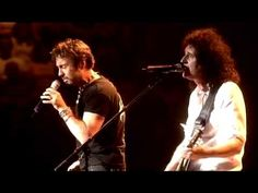 ▶ Queen + Paul Rodgers 'Hammer To Fall'