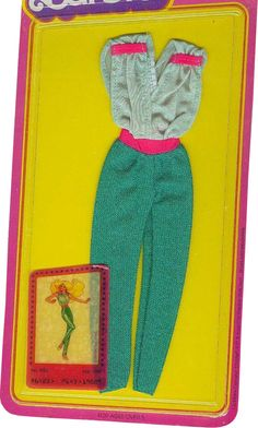 *1978 Best buy fashions Barbie outfit 2 #1902