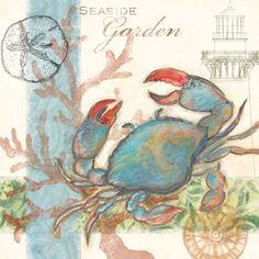 Seaside Garden by Susan Winget