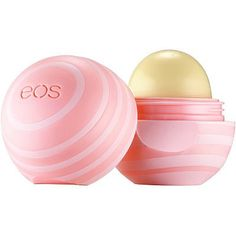 EOS, Visibly Soft Lip Balm Sphere, Coconut Milk, oz g) Evolution of Smooth Lasting Hydration Lip Care Deeply Hydrates, Restores Softness & Seals in Moisture Deeply Hydrates For Softer Lips Nourishing C. Gloss Labial, Eos Lip Balm, Lip Balms, Smooth Lips, Lipgloss, Lip Fillers, Lip Care, Face Care, Summer Makeup