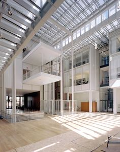 Morgan Library and Museum - Renzo Piano with BBB, Architect; Renzo Piano, Contemporary Architecture, Architecture Details, Modern Contemporary, Interior Architecture, National Design Centre, Manhattan, Warehouse Conversion, Morgan Library