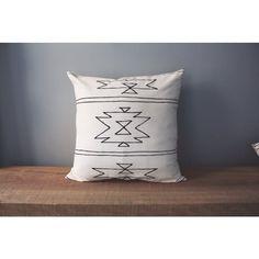 New Mexico Organic Cotton Pillow 18x18