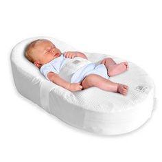 Stimuleer de natuurlijke slaaphouding van je kindje met de Cocoonababy! Dit comfortabele kussen heeft een ergonomische vormgeving en verbetert de ligging en vermindert onvrijwillige bewegingen van de ledematen. Voor ontspannen, diepe slaapjes!