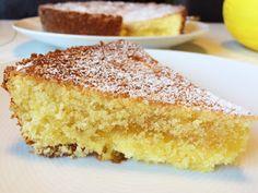 Glutenfria godsaker: Glutenfri citronkaka