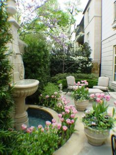 Spring Terrace Ideas