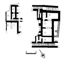 Neopalatial villa Klimataria Crete  ca. 1700-1480 B.C.