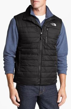 Even tho it's a men's vest from #TheNorthFace. I still love it. I need to find one for women's