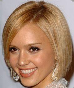 Short to Medium Haircut for Thin Fine Hair