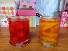 Fresh Fruit Candles